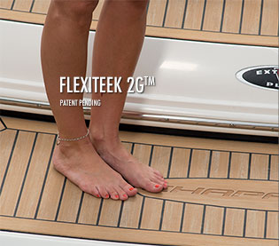 cooler marine decking flexiteek 2g
